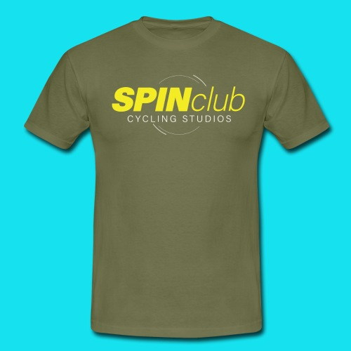 SPINclub CYCLING STUDIOS MX - Camiseta hombre