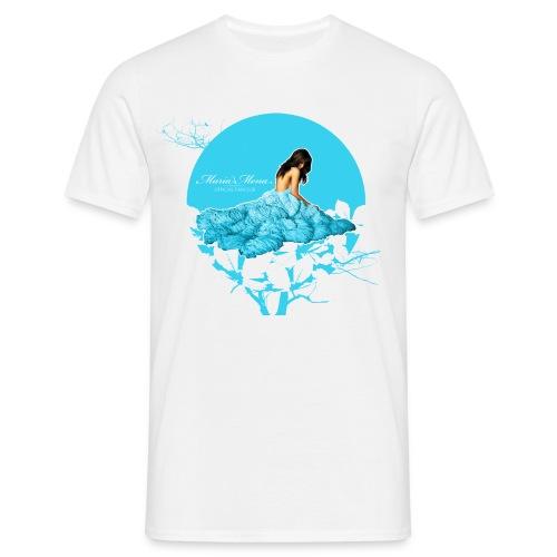 CAF blue - Männer T-Shirt