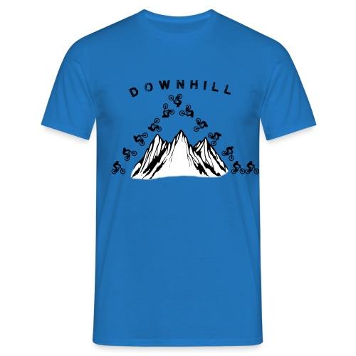 VTT Downhill/Descente - T-shirt Homme
