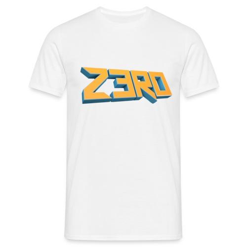 The Z3R0 Shirt - Men's T-Shirt