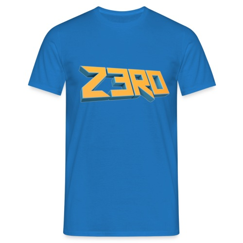 The Z3R0 Shirt - Men's T-Shirt