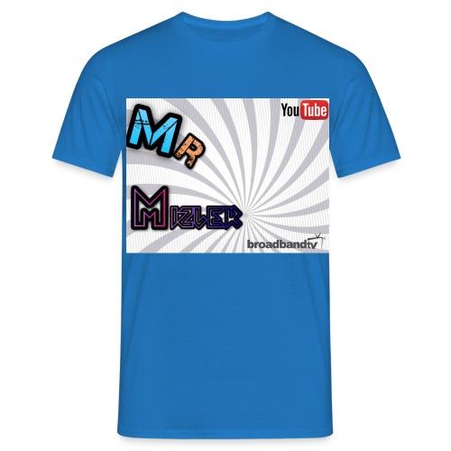 MrMizler - Men's T-Shirt