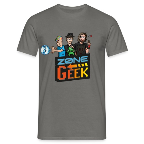 dessin ZG - T-shirt Homme