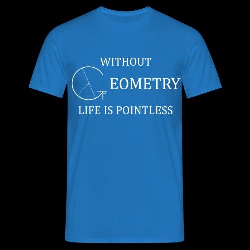 Geometry 3 - Men's T-Shirt