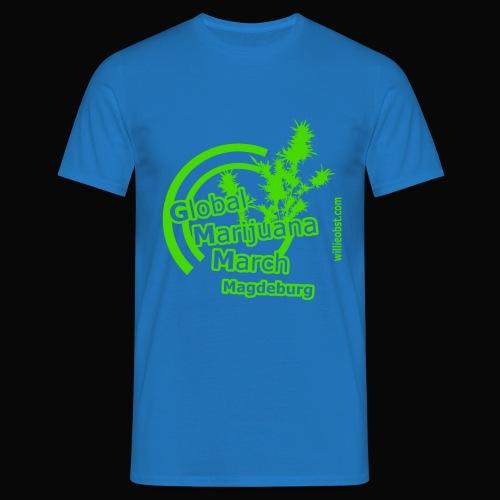 Magdeburg - Männer T-Shirt