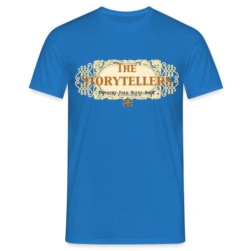 Storytellers transp - Männer T-Shirt