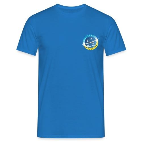 logo fliegerklub jena - Männer T-Shirt