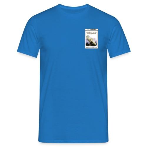 mcbocgsupporter120dpi - Men's T-Shirt