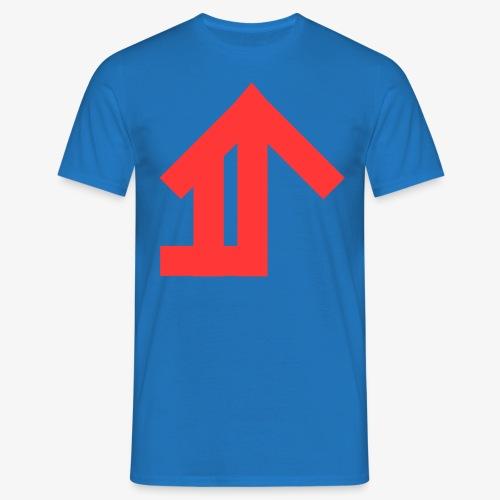 Red Classic Design - Men's T-Shirt