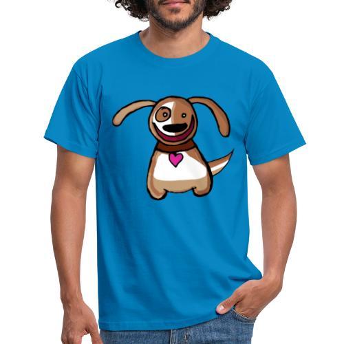 Titou le chien - T-shirt Homme