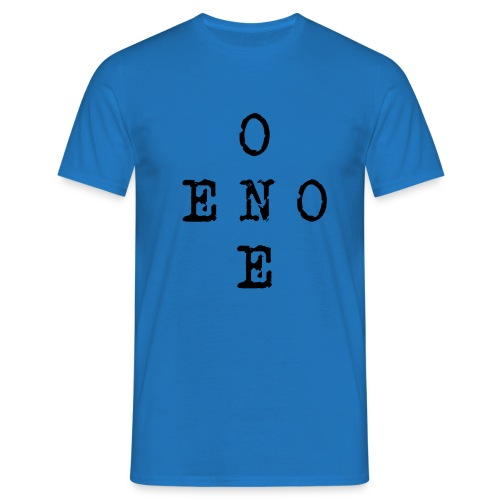 eno/one - Miesten t-paita