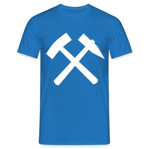 RVB - Schlägel + Eisen - Männer T-Shirt