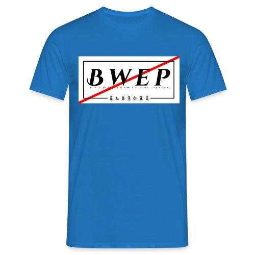 BWEP Plate Bushido 2 - T-shirt Homme