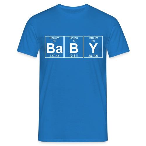 Ba-B-Y (baby) - Full - Men's T-Shirt