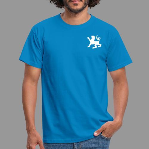 Löwe + angus von ardingen - sempergravis - Männer T-Shirt