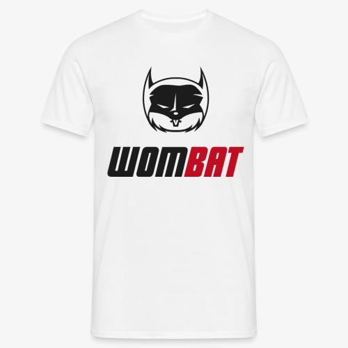 wombat shoptest - Männer T-Shirt