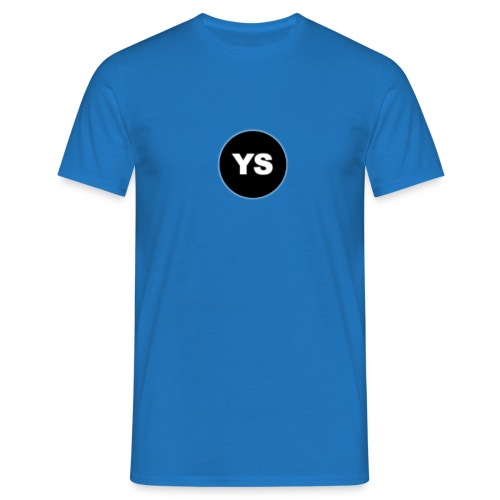 TRANSLOGO png - Men's T-Shirt
