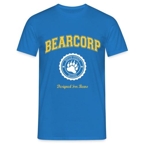 BEAR Designed - Camiseta hombre