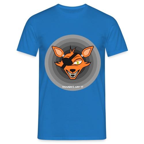 Five Nights at Freddy's - FNAF Foxy - Men's T-Shirt