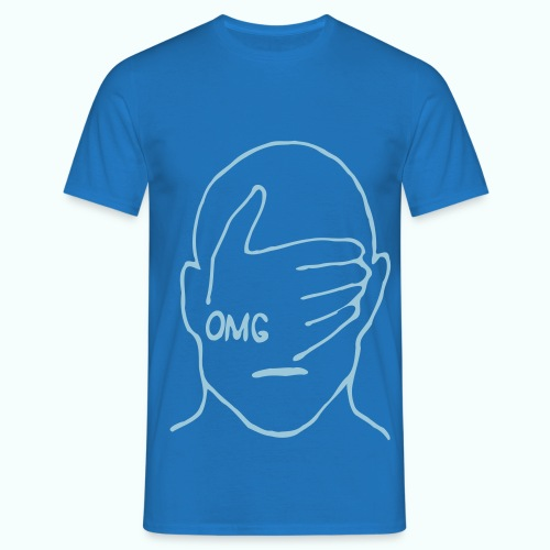 OMG - Männer T-Shirt