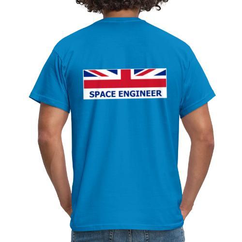 UK Space Engineer - Men's T-Shirt