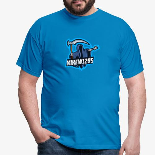 MikeW1295 Grim Logo - Men's T-Shirt