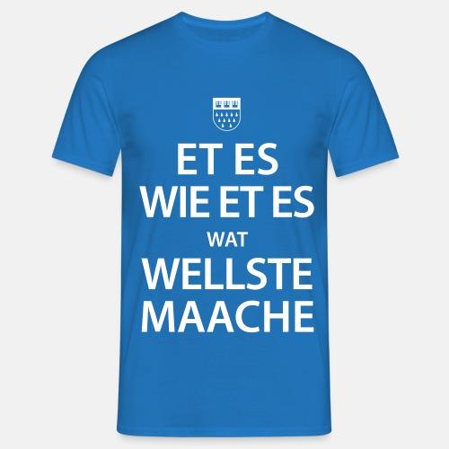 Et es wie et es - Männer T-Shirt