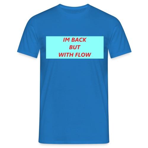 IM Back design - Männer T-Shirt
