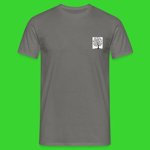 8391214 art tree design w - Men's T-Shirt