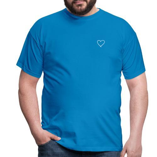 Kleines Herz - Männer T-Shirt