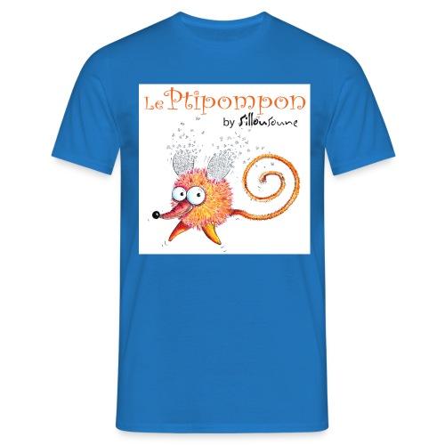Ptipompon3 t shirt jpg - T-shirt Homme