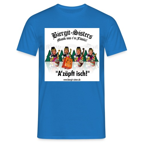 gruppe_tshirtvorlage - Männer T-Shirt
