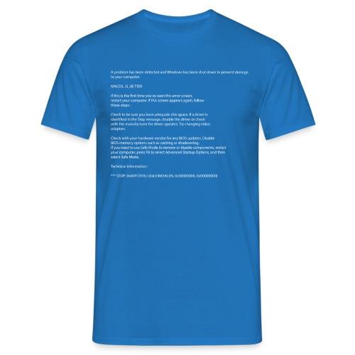 Windows BSOD - T-shirt Homme