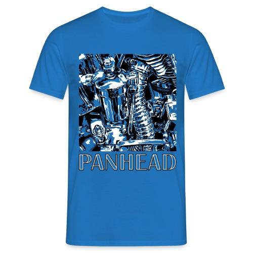 Panhead motordetail 03 - Mannen T-shirt