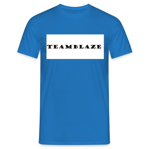 TeamBlaze - Men's T-Shirt