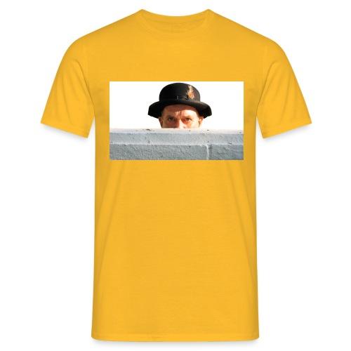 head wall - Men's T-Shirt