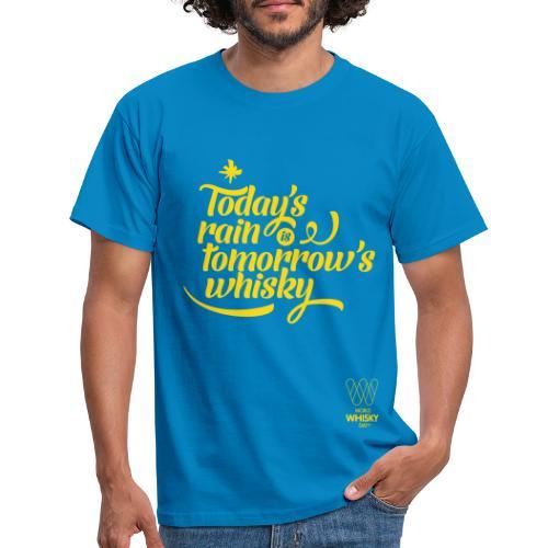 Today s Rain - Men's T-Shirt