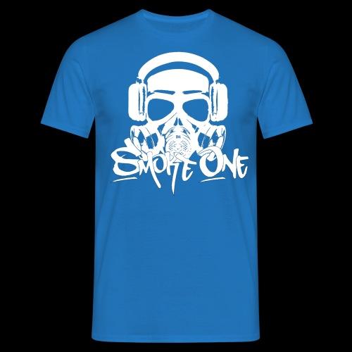 smokeone fertig einfach w png - Männer T-Shirt