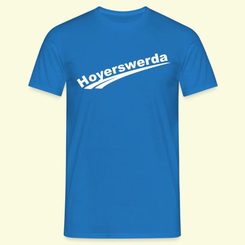 Hoyerswerda Strich 1fbg - Männer T-Shirt