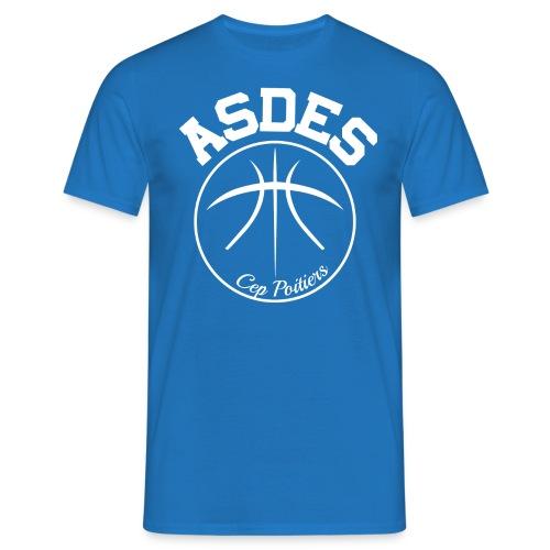 ASDES-BLANC-SANS-FOND - T-shirt Homme