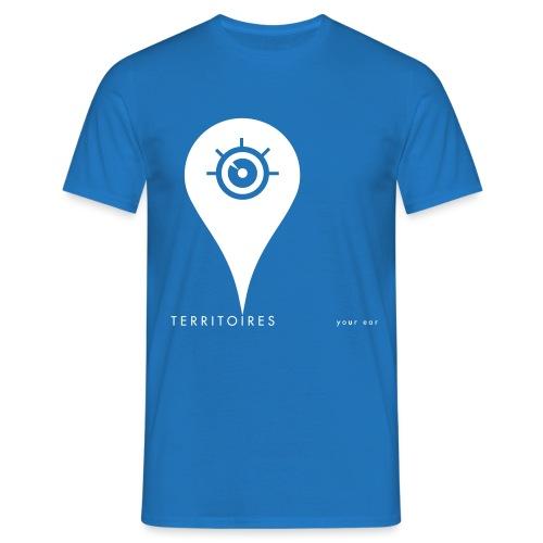 Territoires URHERE - T-shirt Homme
