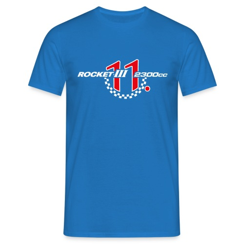 LOGO 2016 FRONT Druck png - Männer T-Shirt