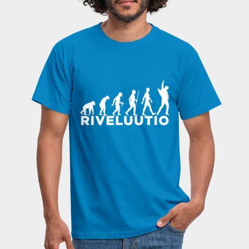 Riveluutio - Miesten t-paita