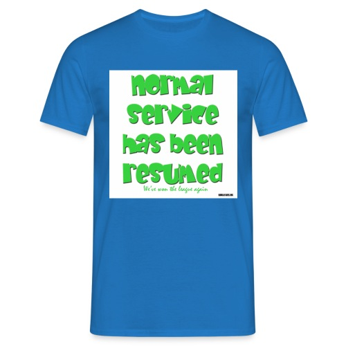 champ0506f - Men's T-Shirt