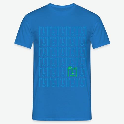 Bigtchiz Hors Jeu 2COUL - T-shirt Homme