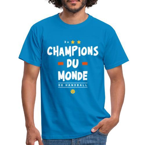 Champions du Monde de Handball - T-shirt Homme