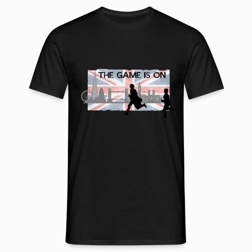 The game is on! - Männer T-Shirt