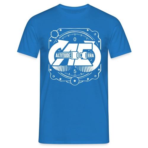 Altitude Era Altimeter Logo - Men's T-Shirt