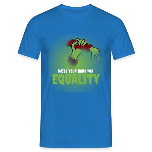 Raise Your Hand - Men's T-Shirt