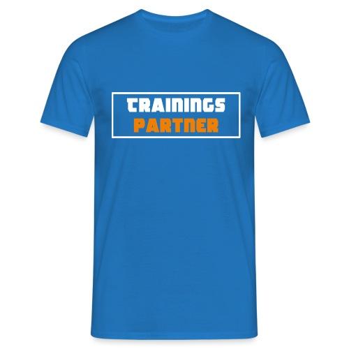 Trainingspartner - Männer T-Shirt